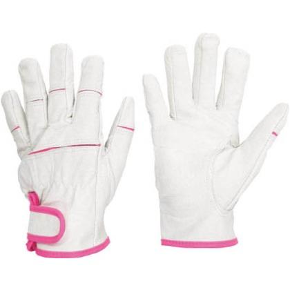 ミドリ安全 女性用革手袋MT-550Sサイズ MT-550-S