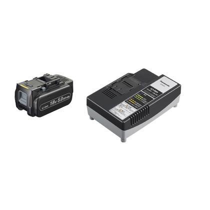 18V・5.0Ah電池パック充電器セット   EZ9L54ST