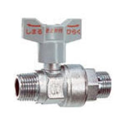 逆止弁つきボ-ル止水栓   6531-POS20