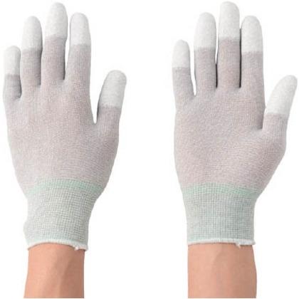 勝星 制電カーボン指先ウレタン手袋10双組M 701M 10双