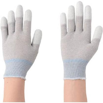 勝星 制電カーボン指先ウレタン手袋10双組SS 701SS 10双