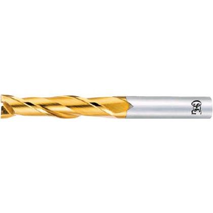OSG ハイススクエアエンドミルTiNコート2刃ロング8402213 EX-TIN-EDL-1.3