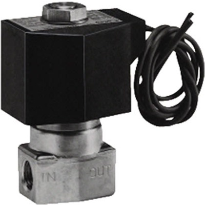 CKD 直動式2ポート電磁弁(マルチレックスバルブ) AB31-02-6-AC200V