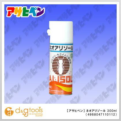 ネオアリゾール 白あり・キクイムシ駆除剤 スプレータイプ  300ml