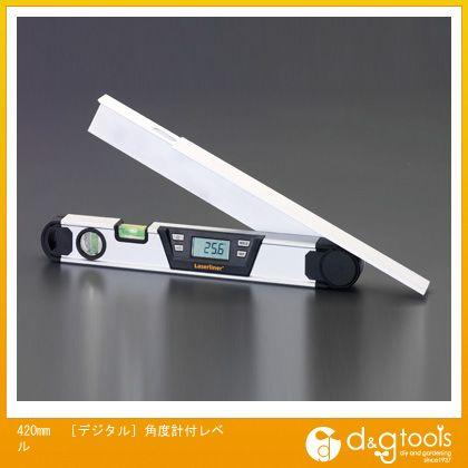 420mm[デジタル]角度計付レベル   EA721LA-1