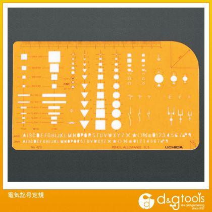 電気記号定規   EA736MA-41A