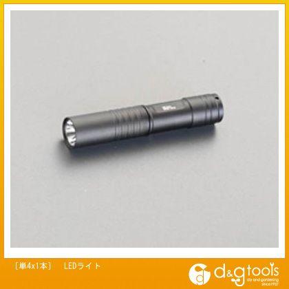 エスコ [単4×1本]LEDライト   EA758MA-13