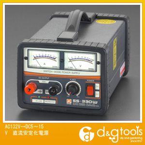 AC132V→DC5~15V直流安定化電源   EA812-23