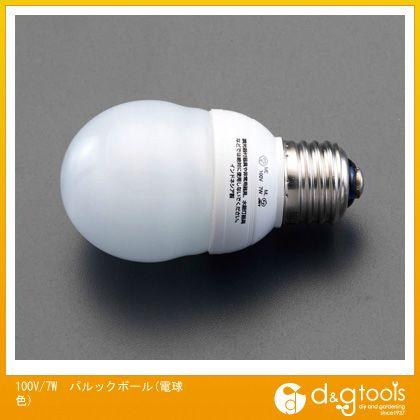 100V/7Wパルックボール 電球色 (EA758XR-40A)