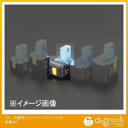 12V交換用バッテリー[ニッケル水素電池]   EA813HD-5