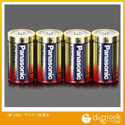 単1アルカリ乾電池   EA758YA-1A 4