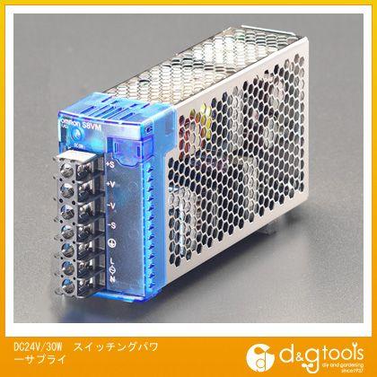 エスコ DC24V/30Wスイッチングパワーサプライ   EA940DN-32