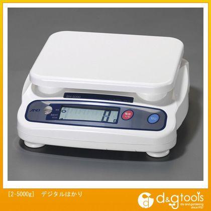 [2-5000g]デジタルはかり (EA715CF-50)