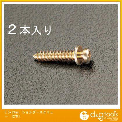 5.5x13mmショルダースクリュー[2本]   EA951BY-1