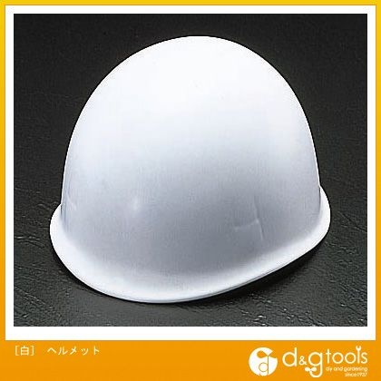 エスコ [白]ヘルメット   EA998A-1