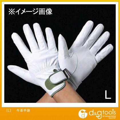 牛革手袋  L EA353J-36
