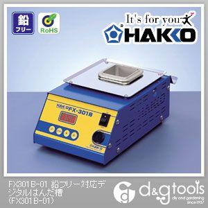 ハッコーFX-301B100V2極接地プラグ   FX301B-01