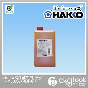 電子部品用フラックス  1000cc 001-04