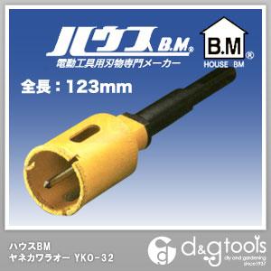 瓦用穴あけ ヤネカワラオーフルセット アンカー金具工法用 (YKO-32)