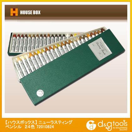ニューラスティングペンシル 24色セット (72010824)