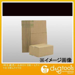 段ボールBOX (DBL7X10) 10枚
