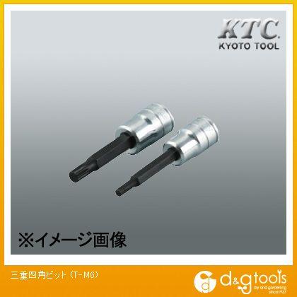 KTC 三重四角ビット   T-M6