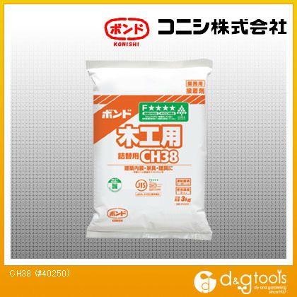 ボンド 木工用 CH38 詰替用 3kg (#40250)