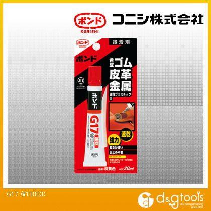 ボンド 造作用接着剤 G17 20ml (#13023)