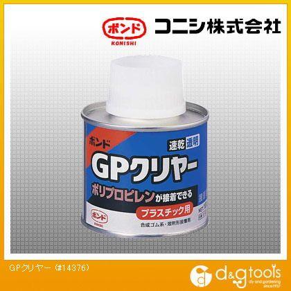 ボンド 造作用接着剤 GP クリヤー  100ml #14376