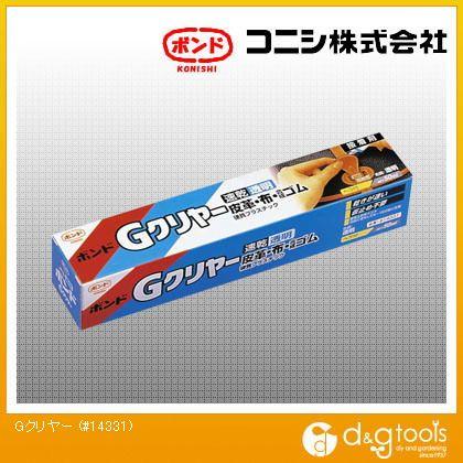 コニシ ボンド 造作用接着剤 G クリヤー 50ml #14331