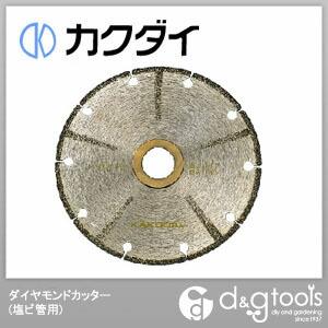ダイヤモンドカッター(塩ビ管用)   6077-100