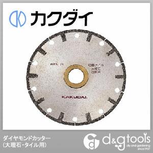 ダイヤモンドカッター(大理石・タイル用)   6078-125
