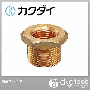 カクダイ 砲金ブッシング   6167-13×6