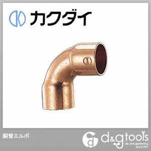 カクダイ 銅管エルボ   6690-8.0