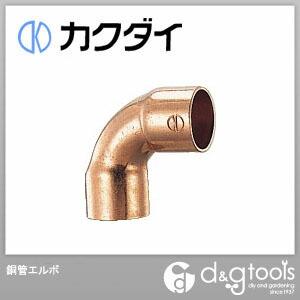 カクダイ 銅管エルボ   6690-9.52