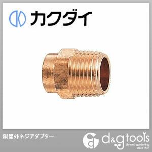 銅管外ネジアダプター   6696-10×12.7