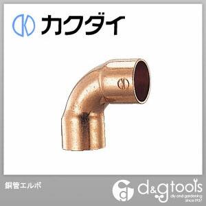 カクダイ 銅管エルボ   6690-25.4