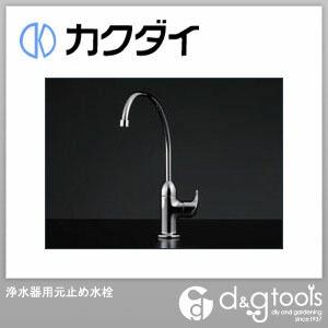 【送料無料】カクダイ 浄水器用元止め水栓   721-003  キッチン用シングルレバー引出し混合栓混合栓