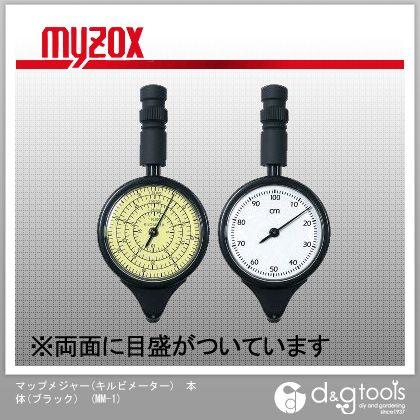 マップメジャー(キルビメーター) 本体(ブラック)   MM-1