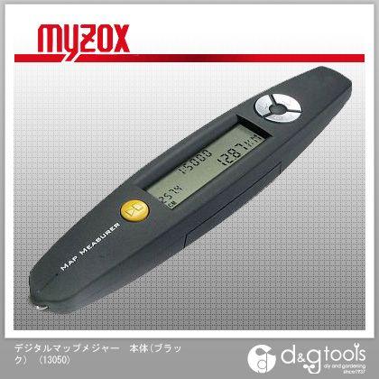 デジタルマップメジャー 本体(ブラック) (13050)