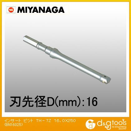 ミヤナガ インサート ビット TH-7Z   BN16025