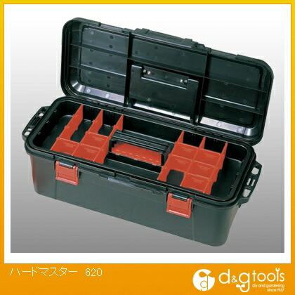 簡易ロック式工具箱 ハードマスター 620x257x224mm (620)