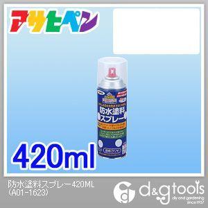 防水塗料スプレー (透明)クリア 420ml