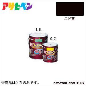 油性スーパーコート こげ茶 0.7L