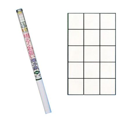 UVカット明るく2倍強い障子紙 (1枚貼り/目安:障子8枚分) 無地 幅94cm×長さ15m SU-501