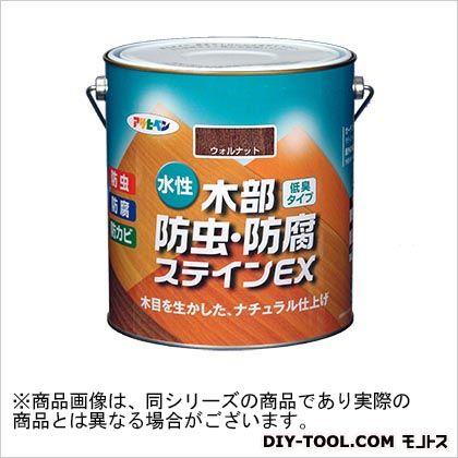 水性木部防虫・防腐ステインEX(水性木部用塗料) クリヤ 3L