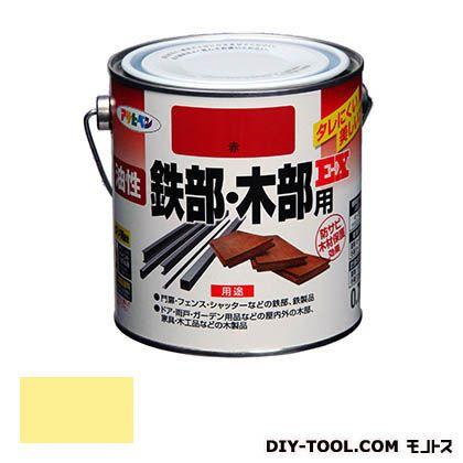油性鉄部・木部用EX クリーム色 0.7L