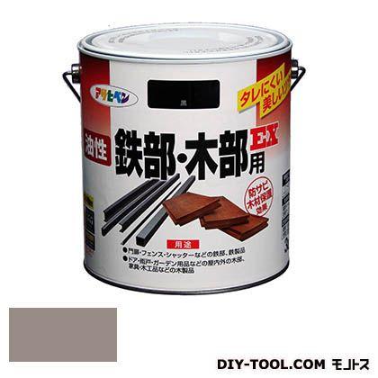 油性鉄部・木部用EX ライトグレー 3L