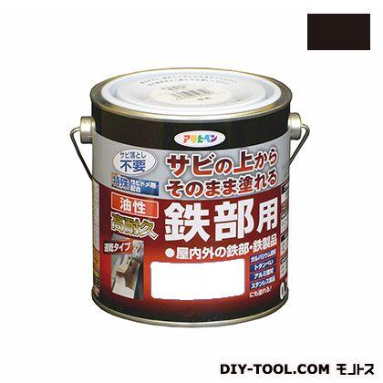 油性高耐久鉄部用塗料 ツヤ消し黒 0.7L