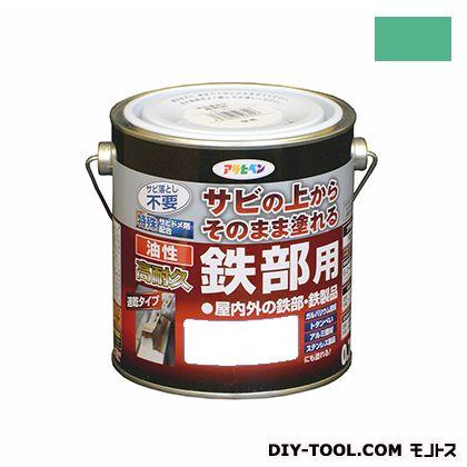 油性高耐久鉄部用塗料 ライトグリーン 0.7L